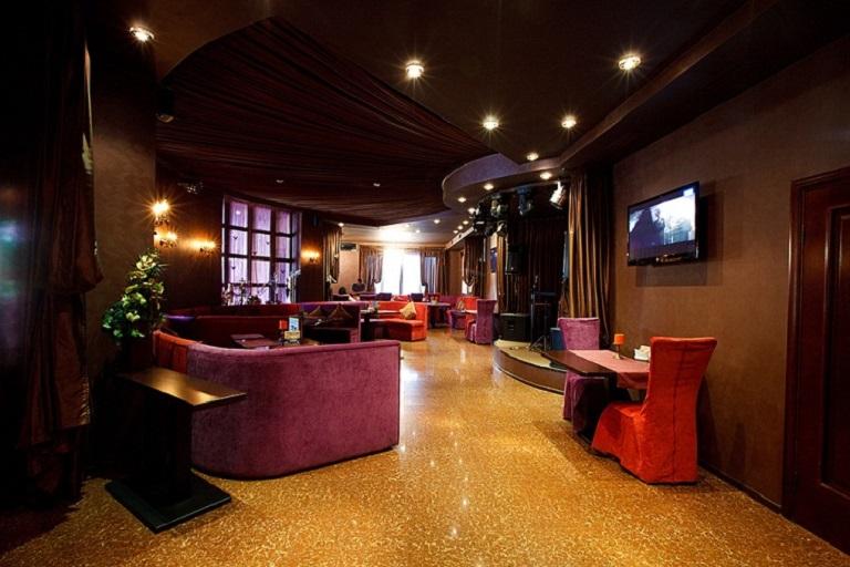 Зал Karaoke Bar