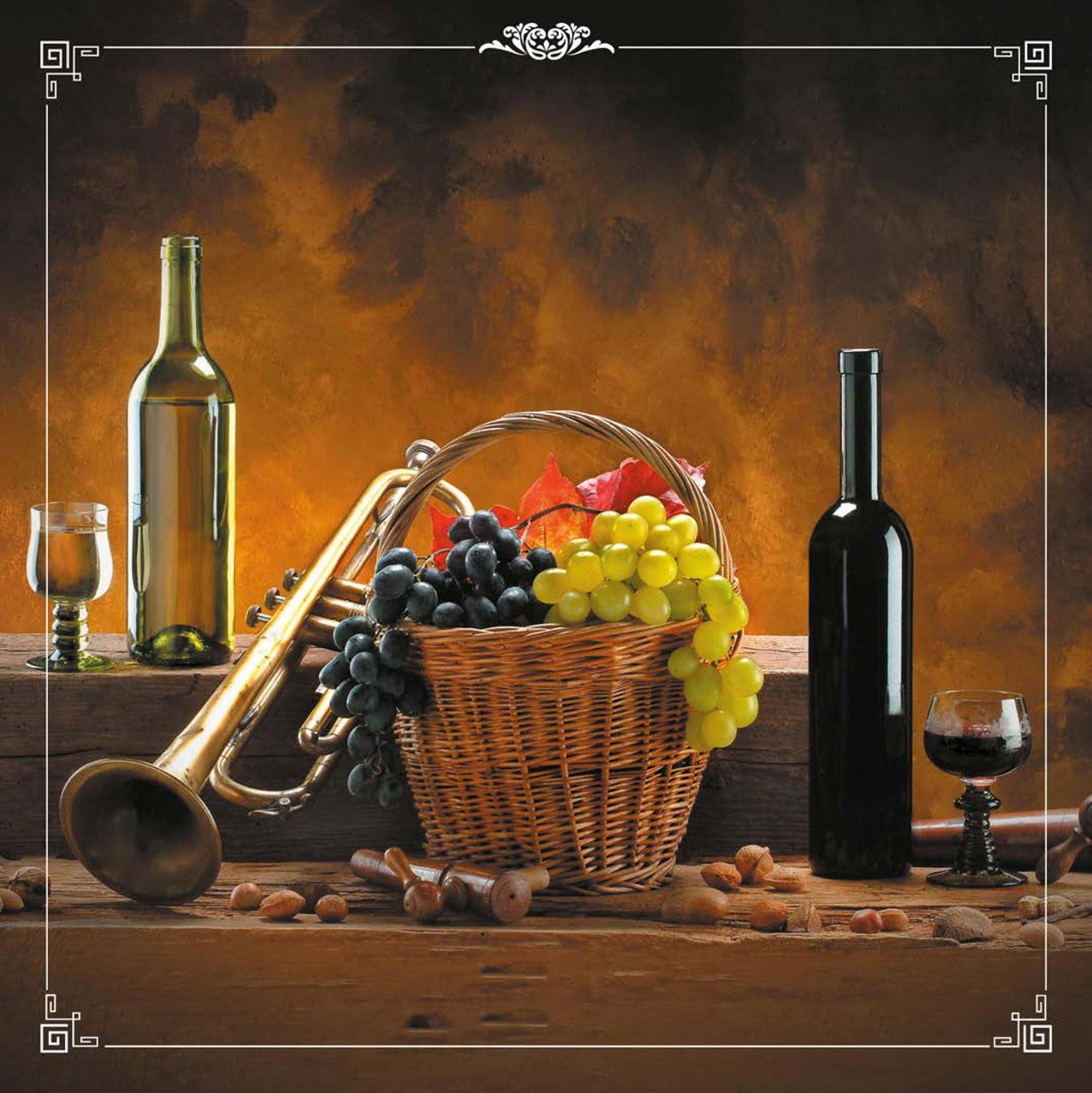 "Меню Марфино ""Белые вина"" 1"