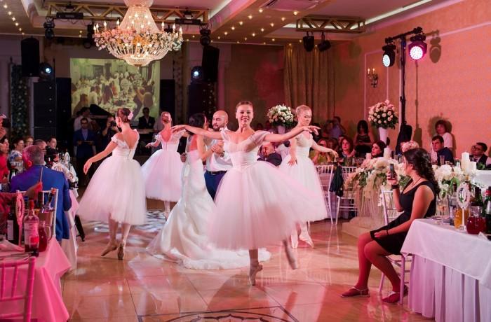 Свадьба в банкетном зале Марфино