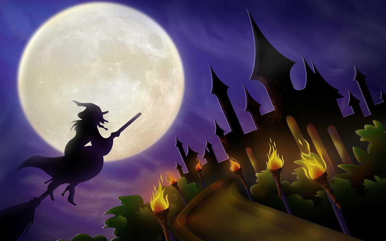 Хеллоуин с Марфино