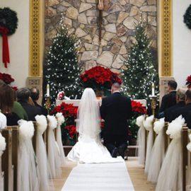 Интересные обычаи на свадьбе