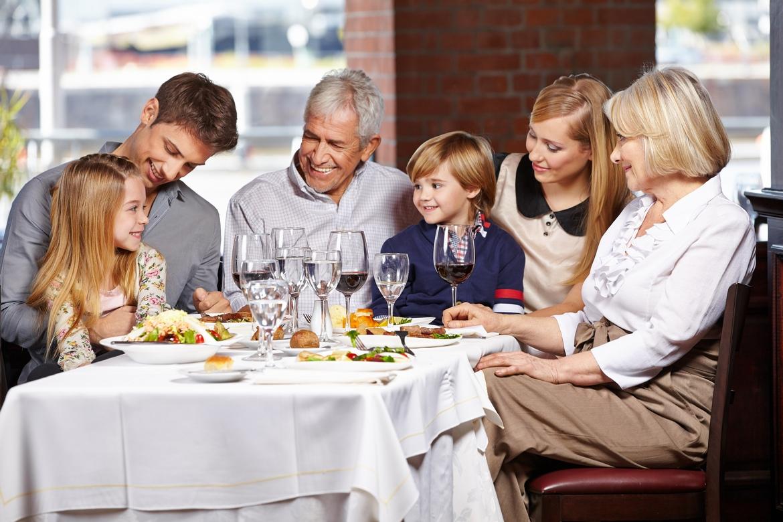 Ресторан для всей семьи