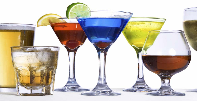 Спиртные напитки в MARFINO