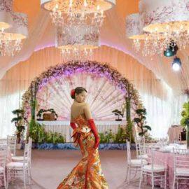 Японская экзотика на вашей свадьбе