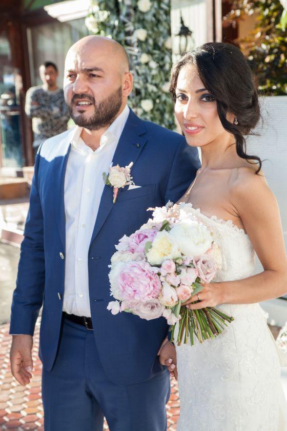 Свадьба в Марфино