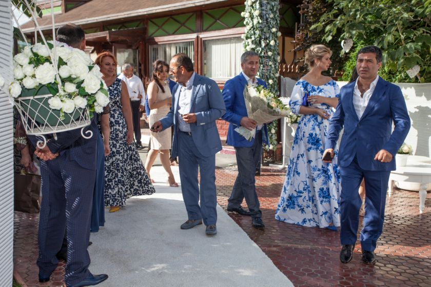 Свадьба в Марфино 43