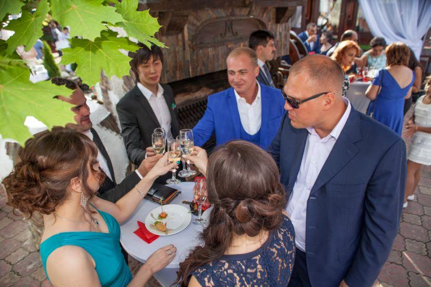 Свадьба в Марфино 71