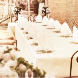 Критерии выбора банкетного зала на свадьбу