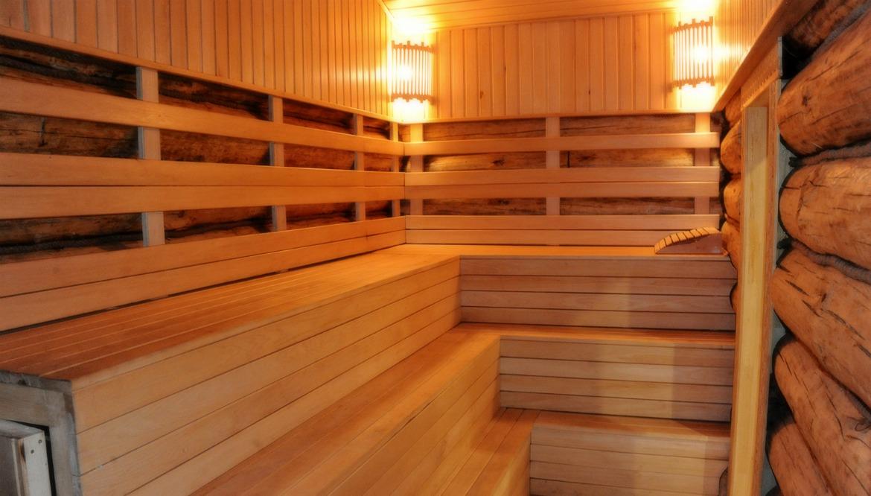 Русская баня в ГРК Марфино2