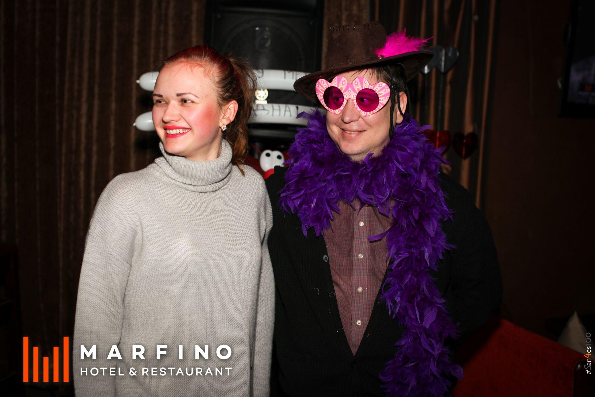 День влюбленных в Марфино 69