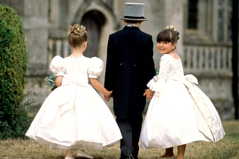 Детское меню на свадьбе