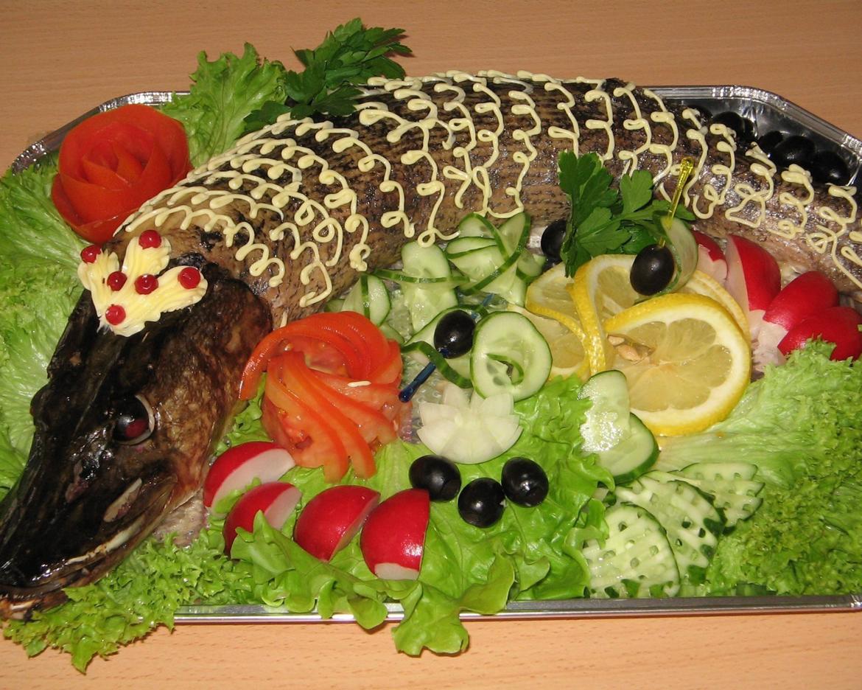 Изысканные горячие блюда из рыбы