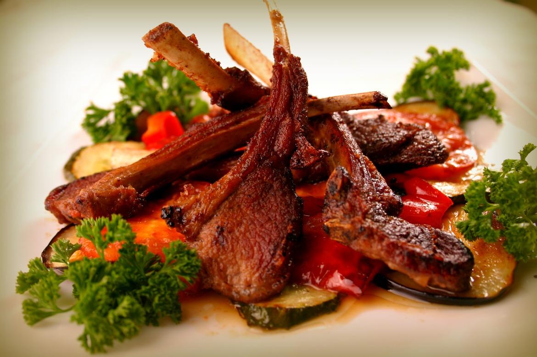 Кавказская кухня в Марфино