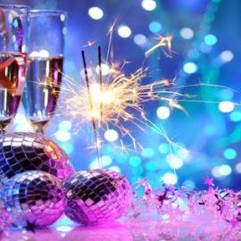 """Новогодняя ночь в ГРК """"Марфино"""""""