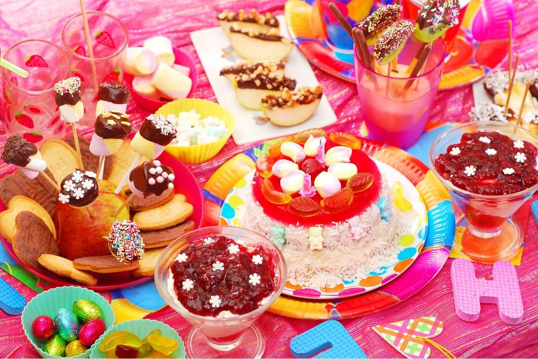День рождения в Марфино