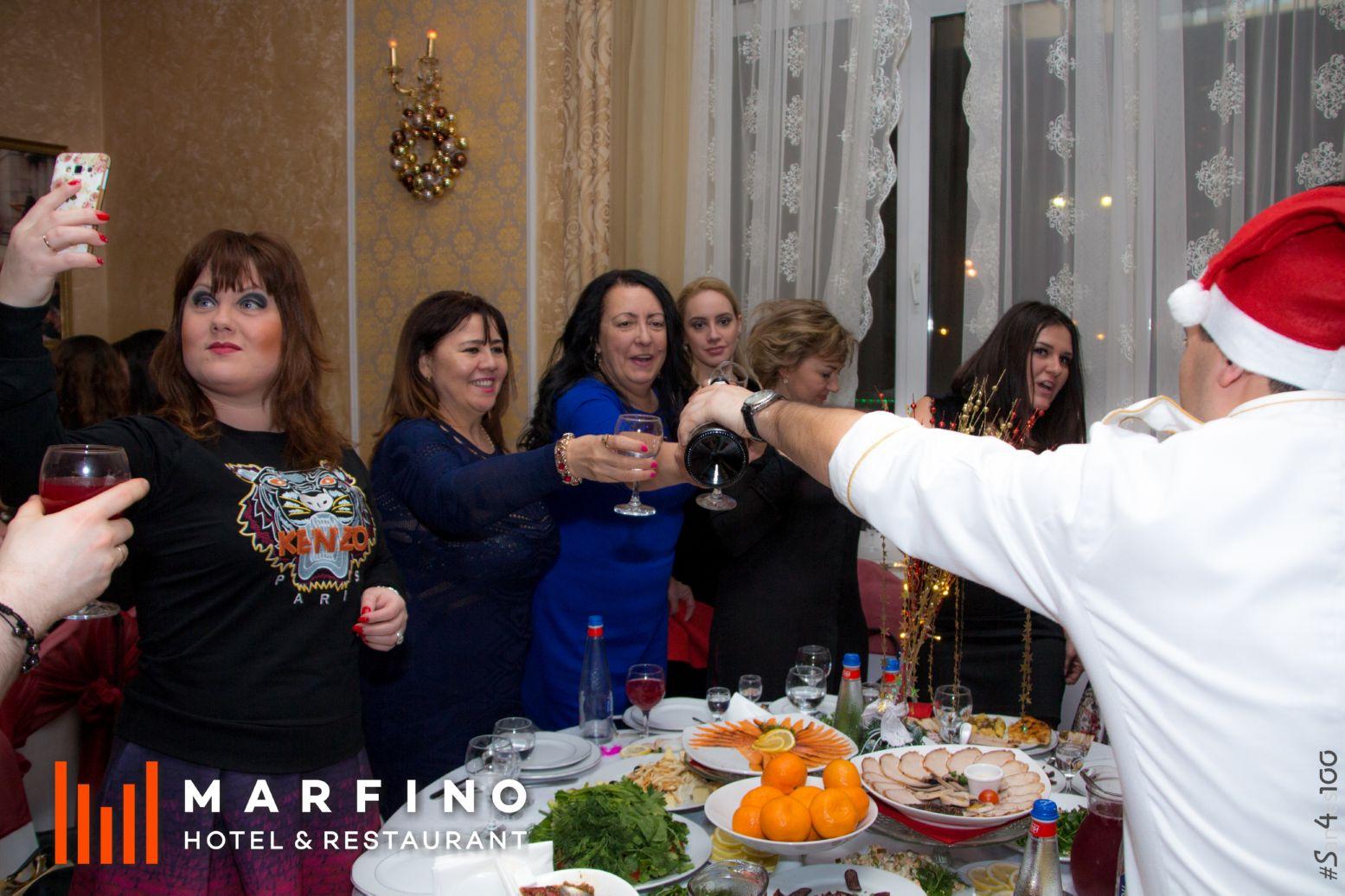 Новый год в Марфино - 110