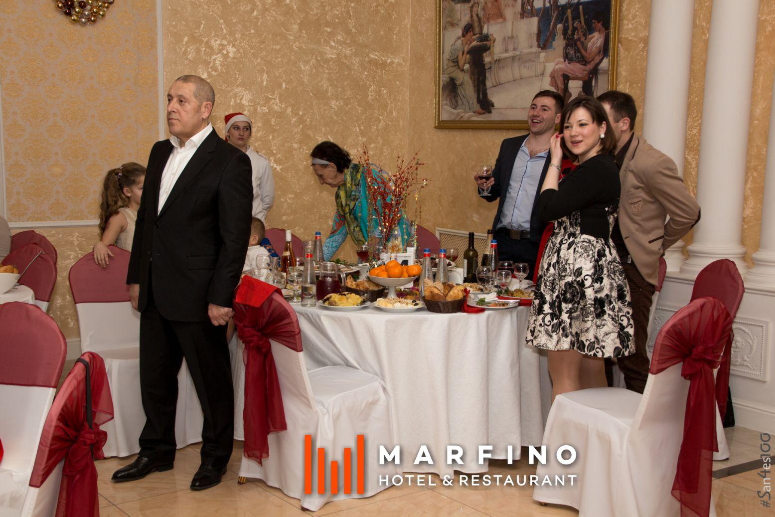 Новый год в Марфино - 116