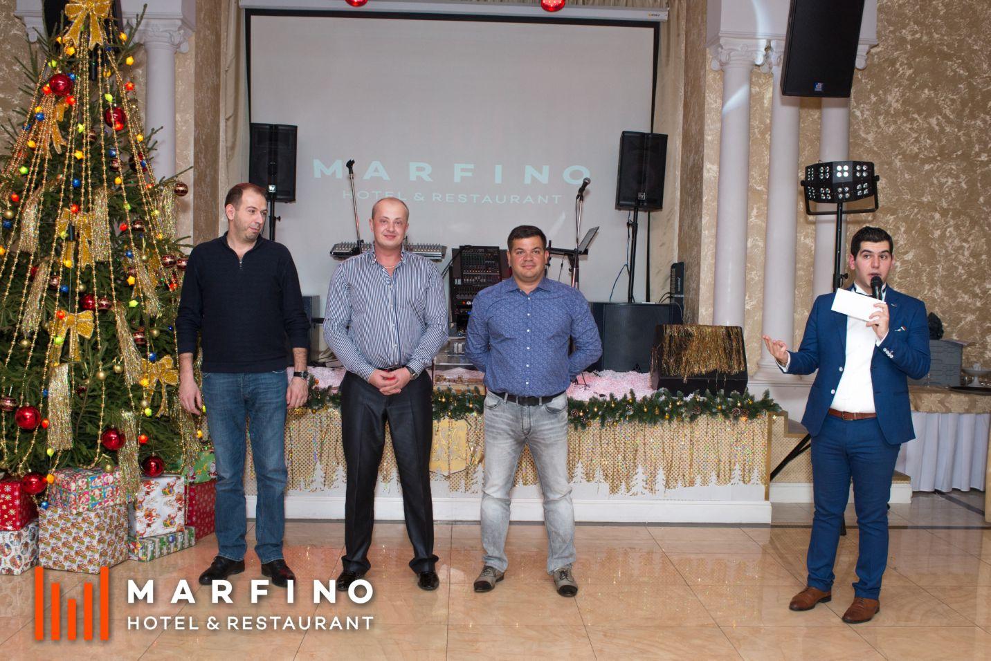 Новый год в Марфино - 12