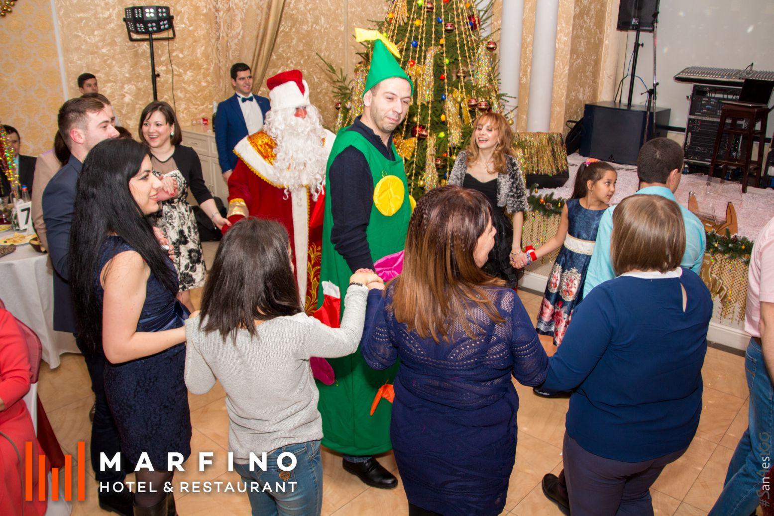 Новый год в Марфино - 132