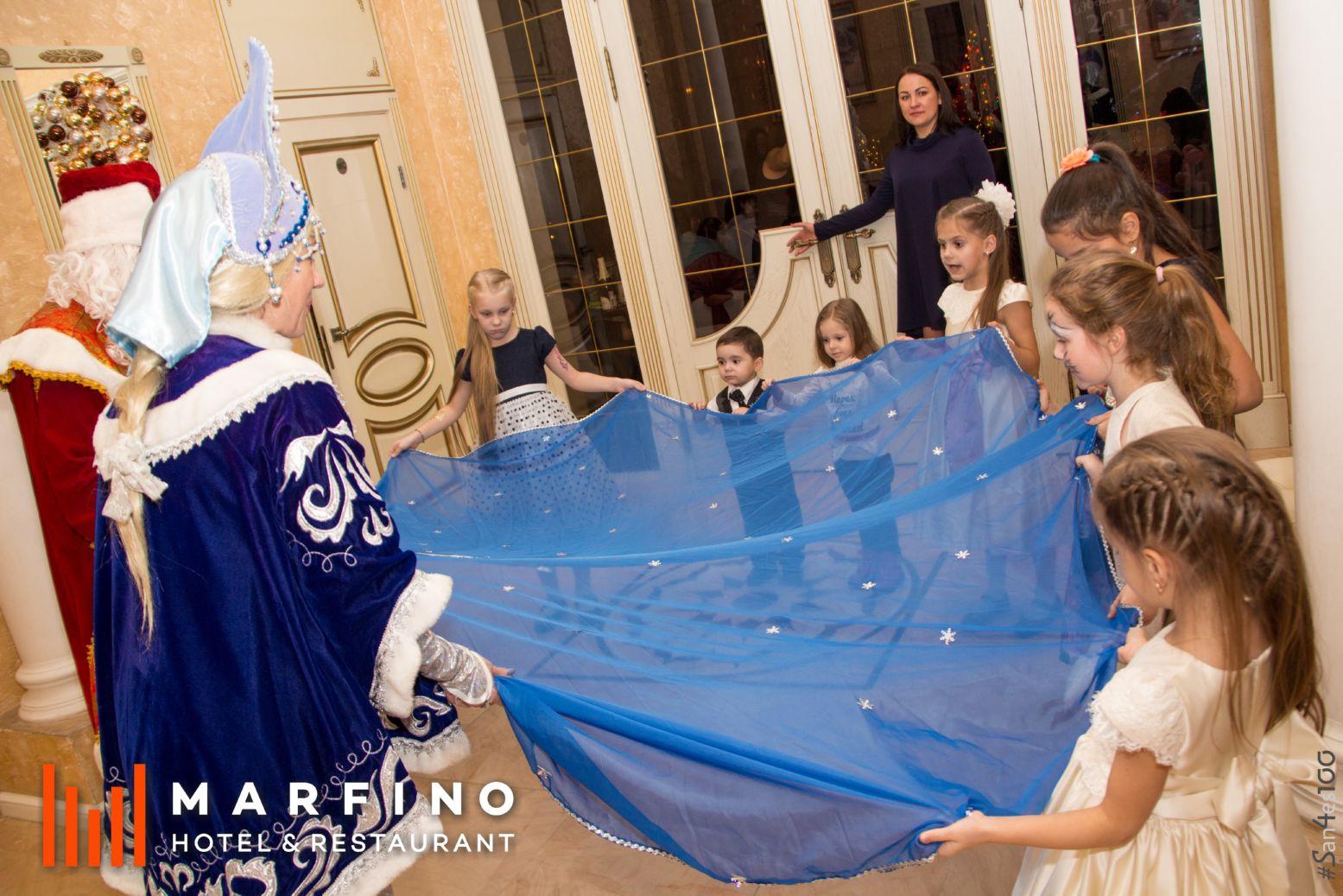 Новый год в Марфино - 145