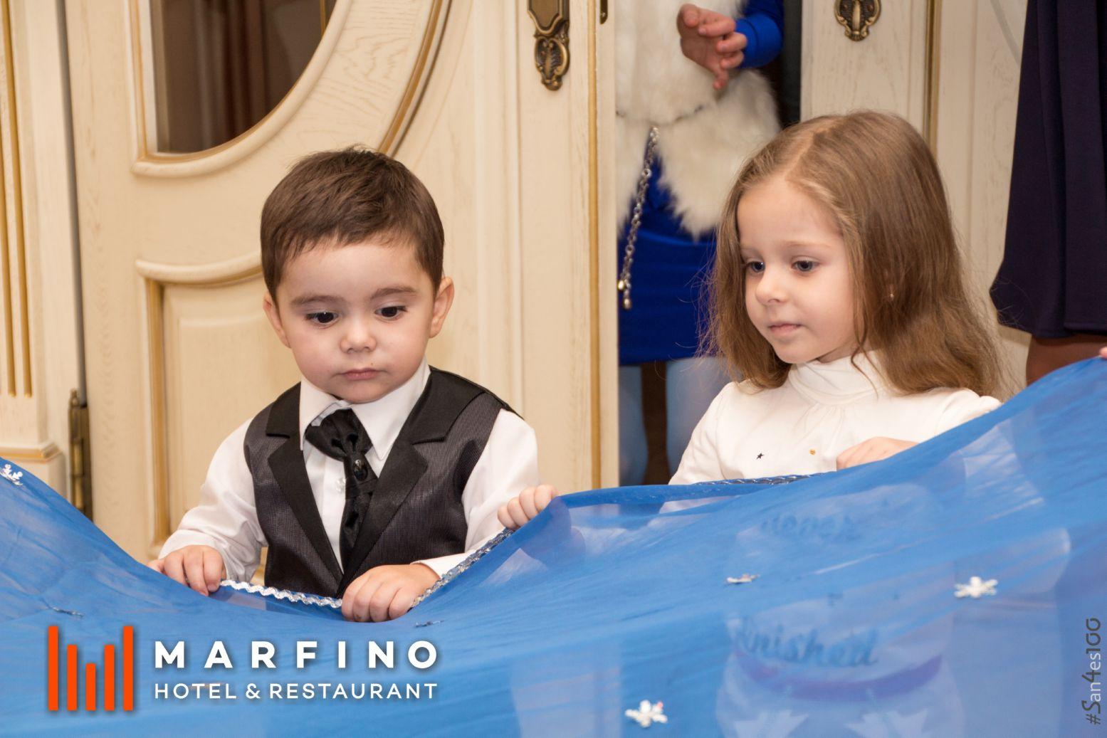 Новый год в Марфино - 146
