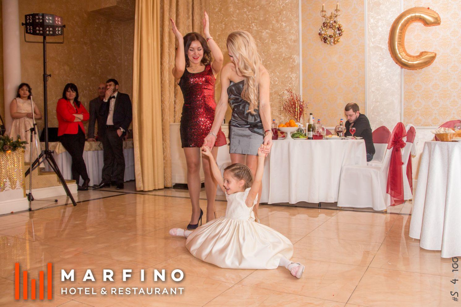 Новый год в Марфино - 155