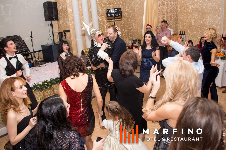 Новый год в Марфино - 158
