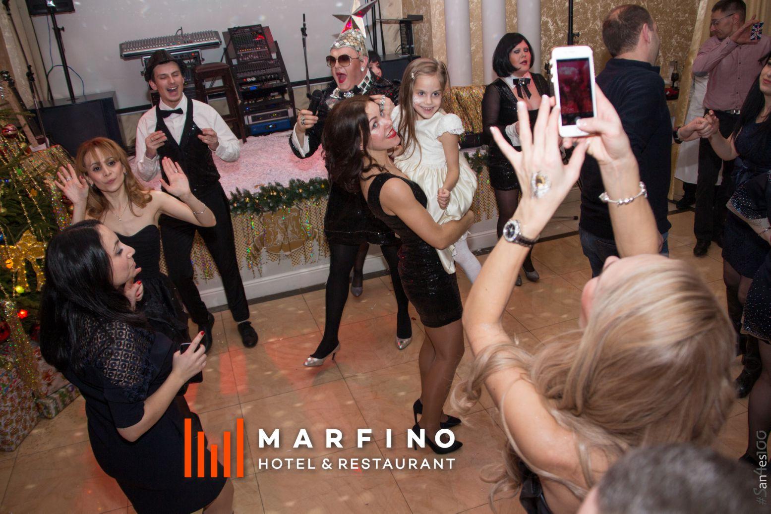 Новый год в Марфино - 159