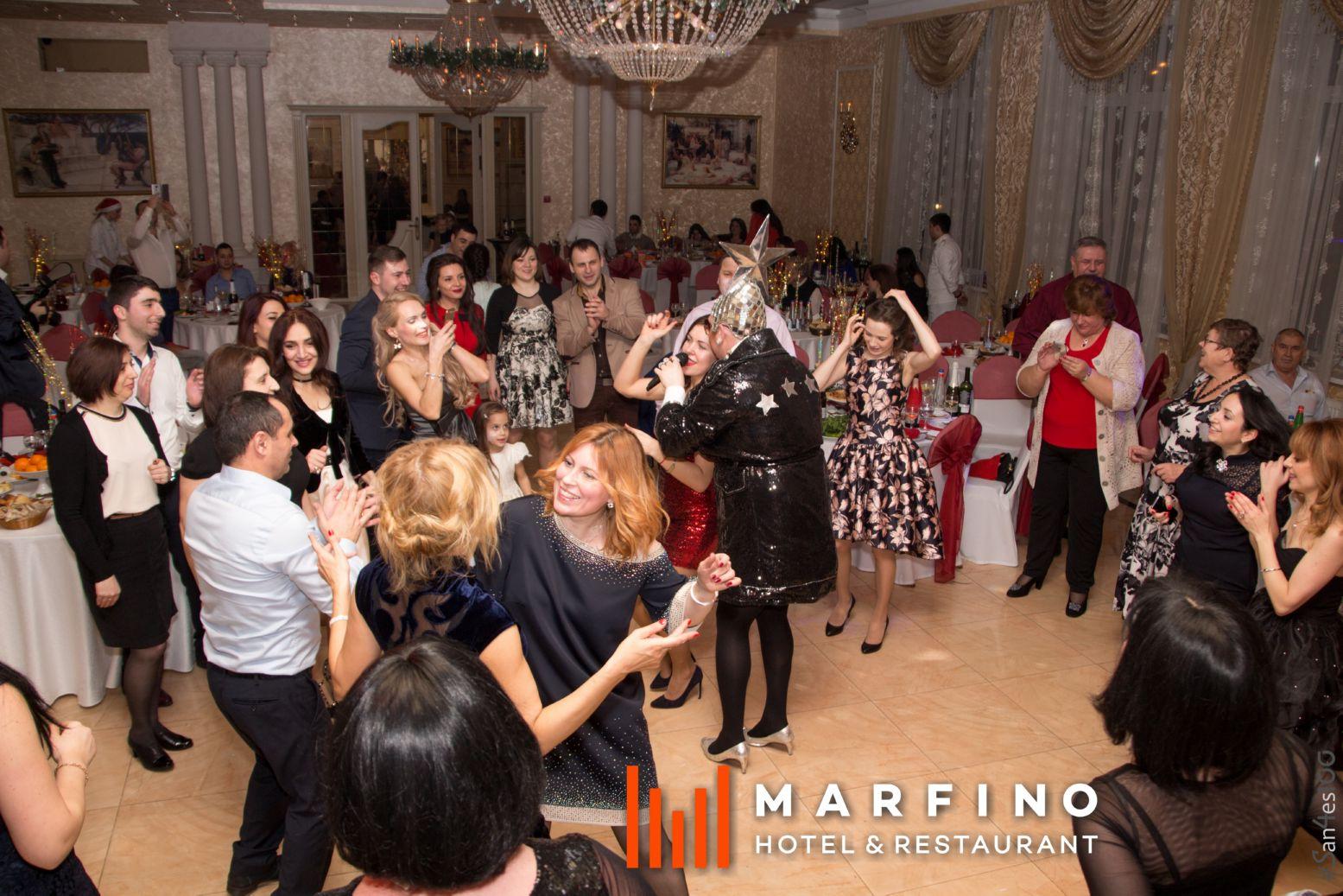 Новый год в Марфино - 162