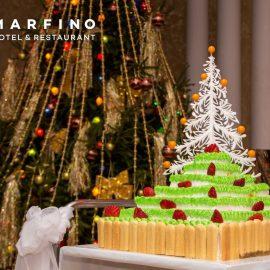 Фотоотчет Нового Года 2017 в комплексе Марфино