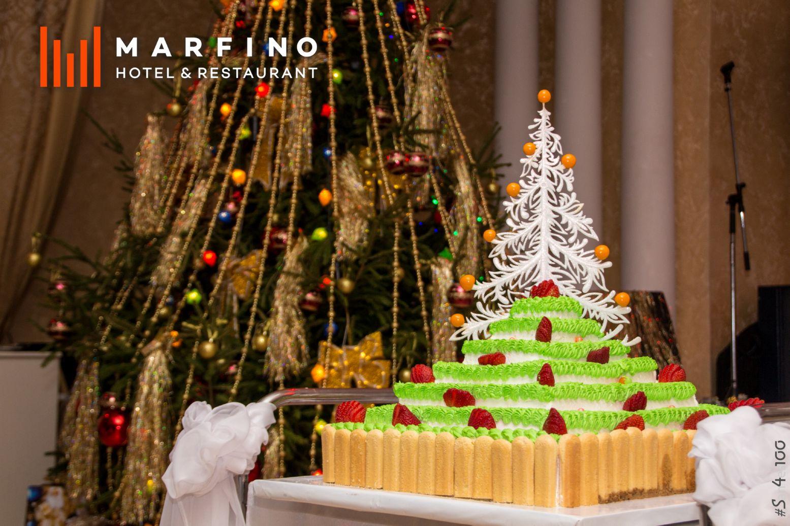 Новый год в Марфино - 179