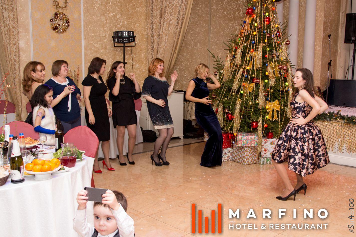 Новый год в Марфино - 195