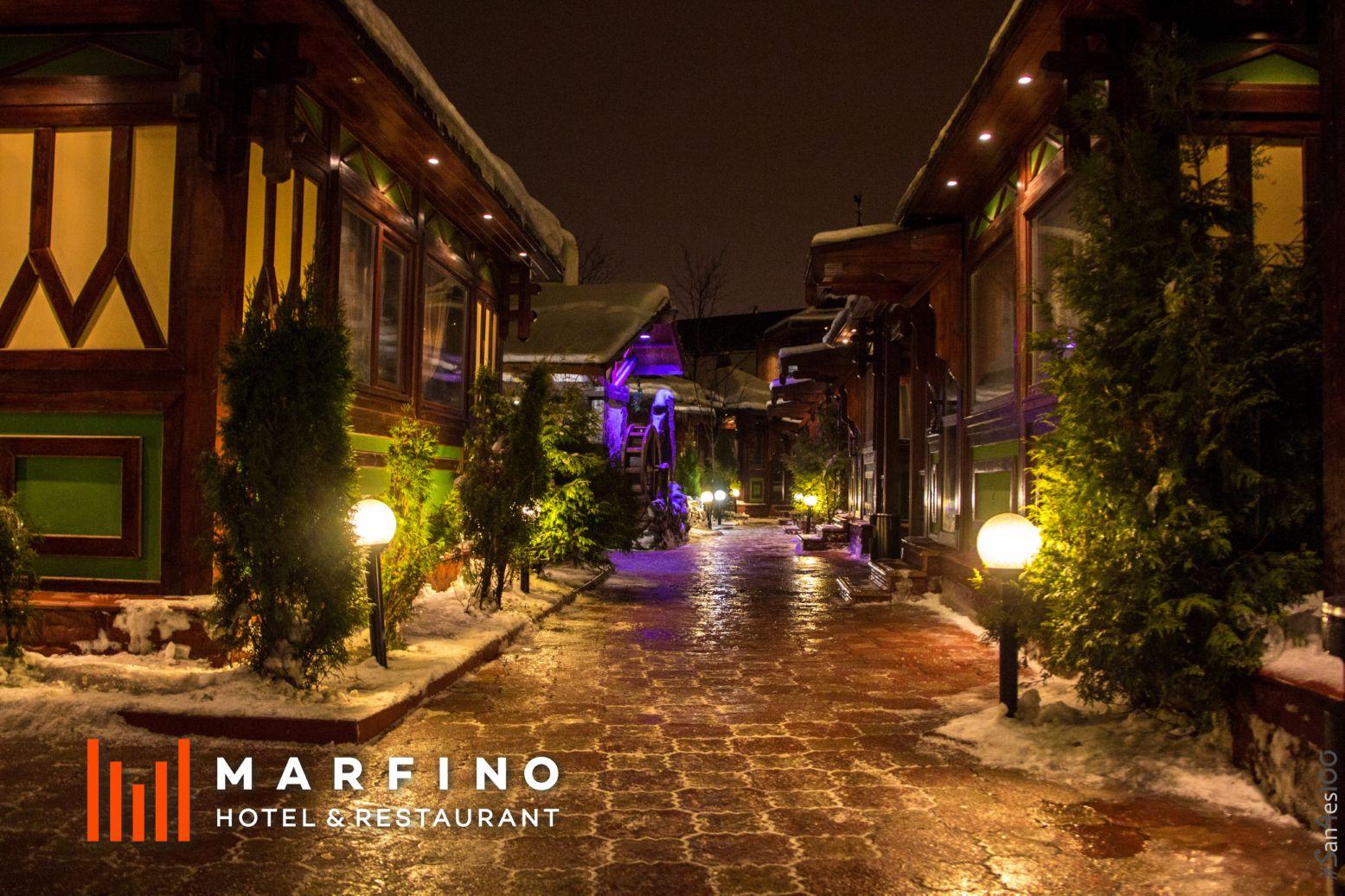 Новый год в Марфино - 36