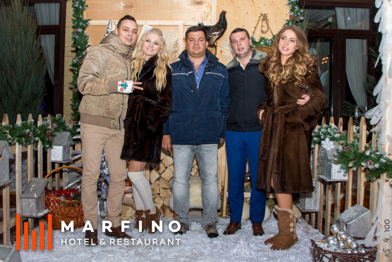 Новый год в Марфино - 42