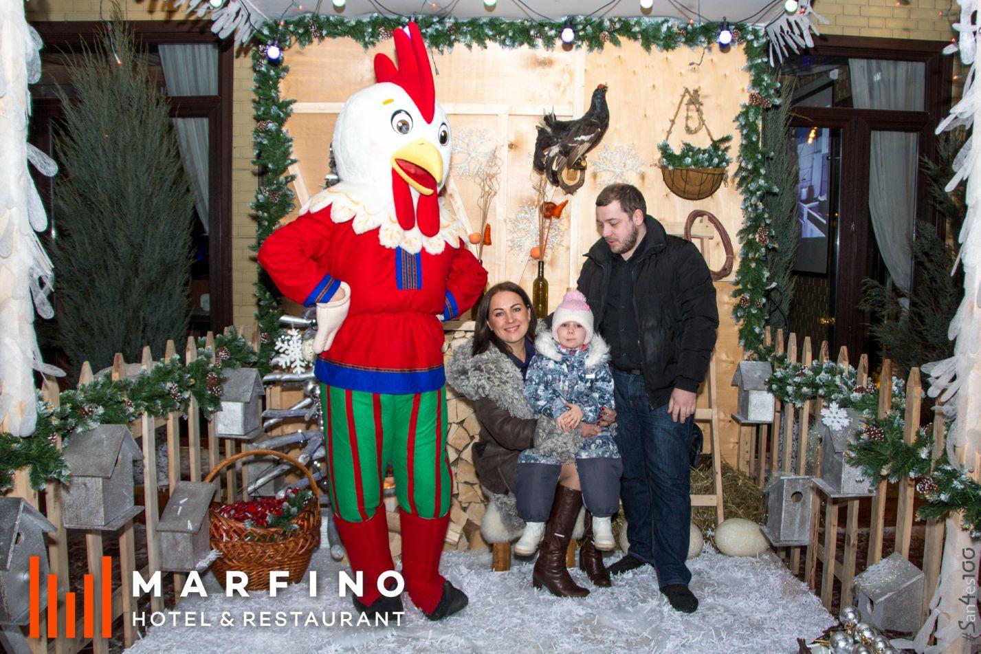 Новый год в Марфино - 49