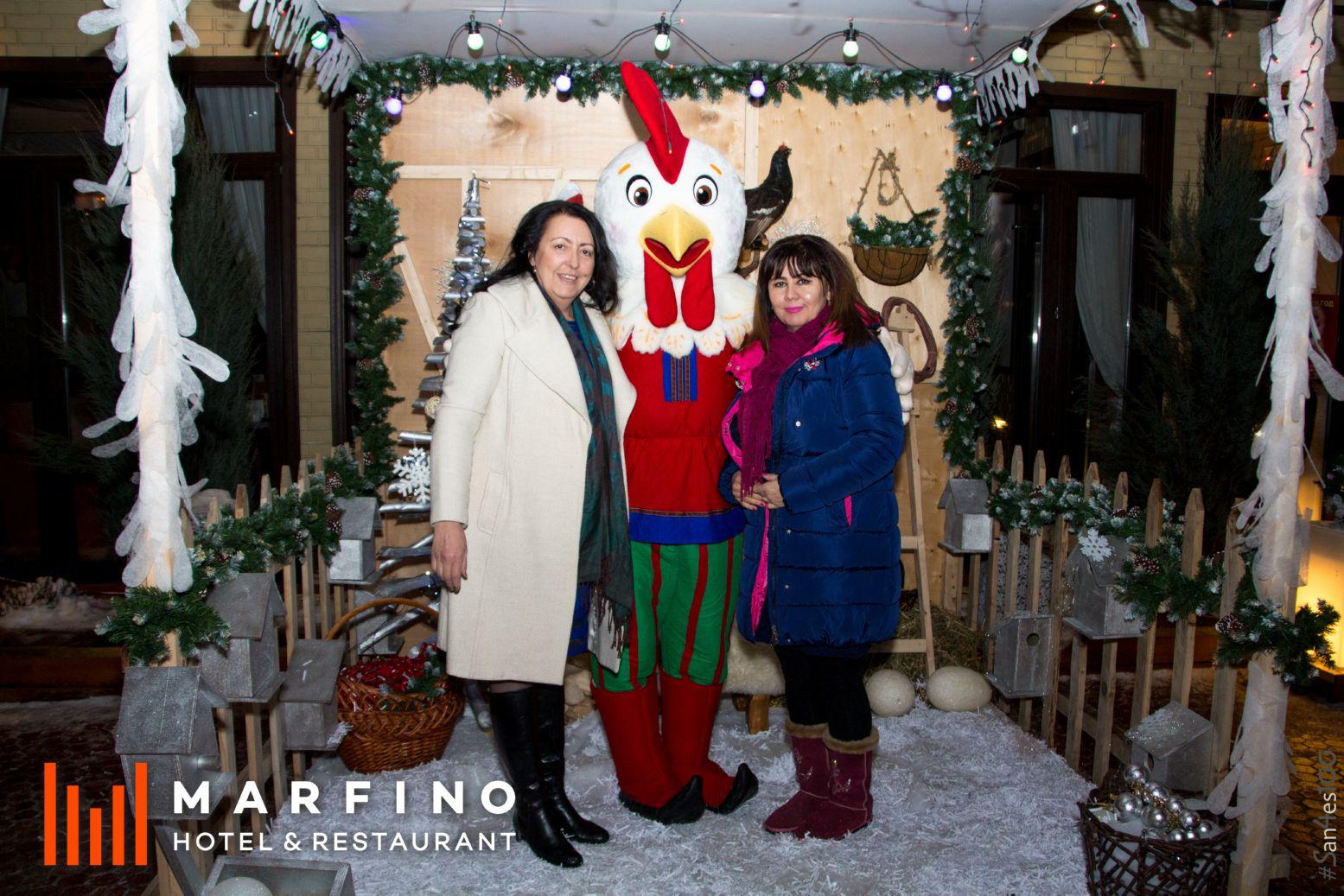 Новый год в Марфино - 51