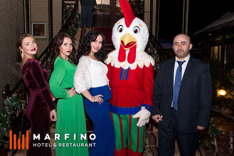 Новый год в Марфино - 54