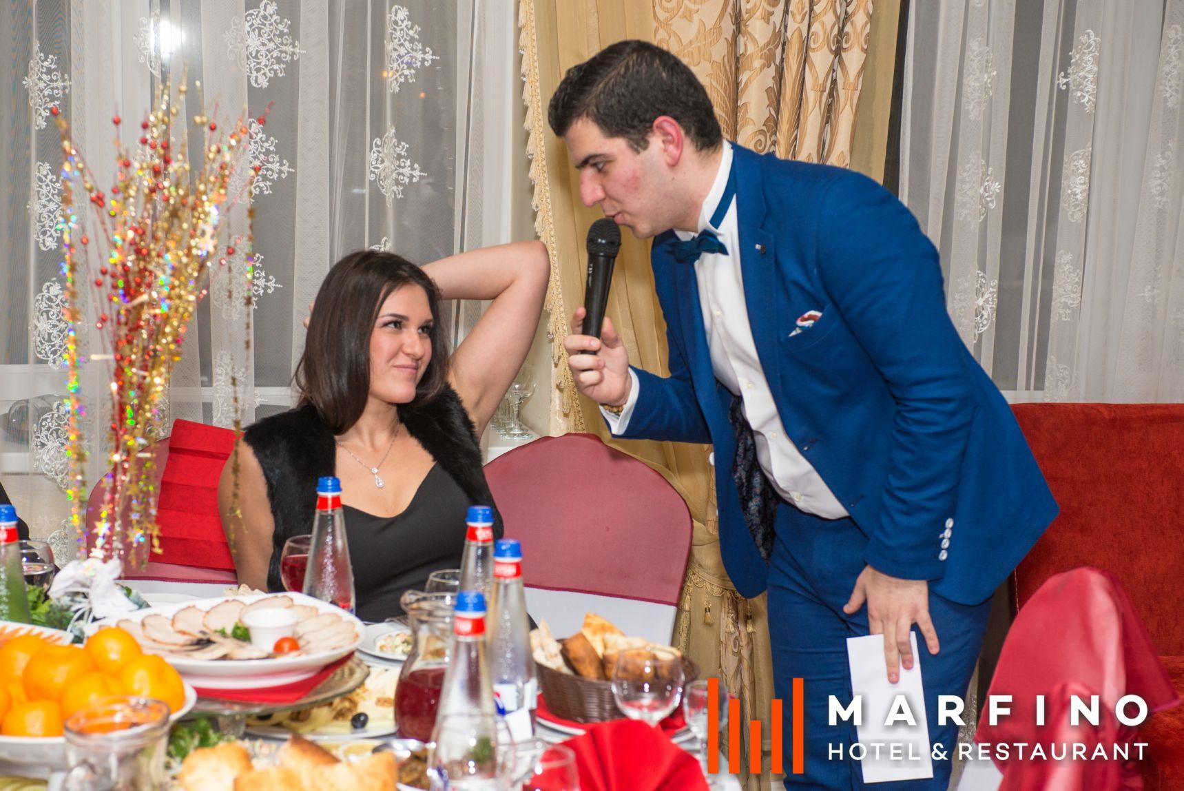 Новый год в Марфино - 6