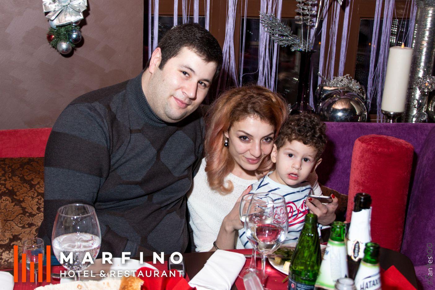 Новый год в Марфино - 75