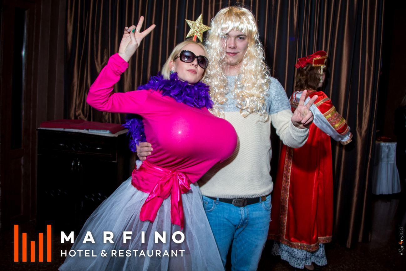 Новый год в Марфино - 85