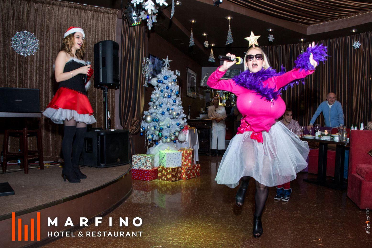 Новый год в Марфино - 90