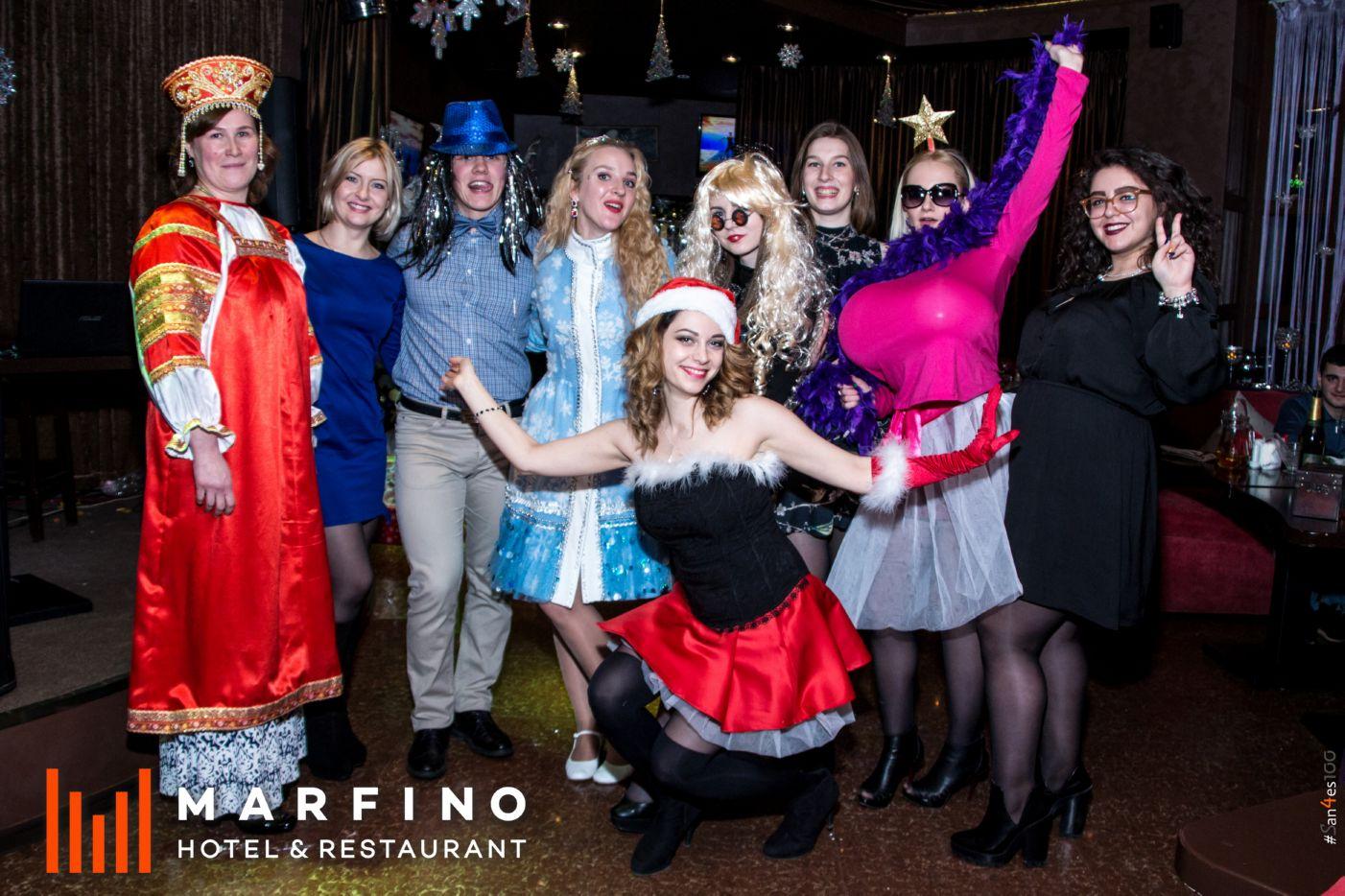 Новый год в Марфино - 95