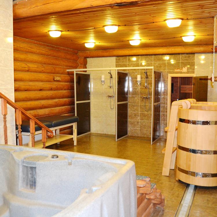 Гидромассажная ванна в Марфино