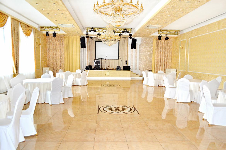 Банкетный зал в Марфино