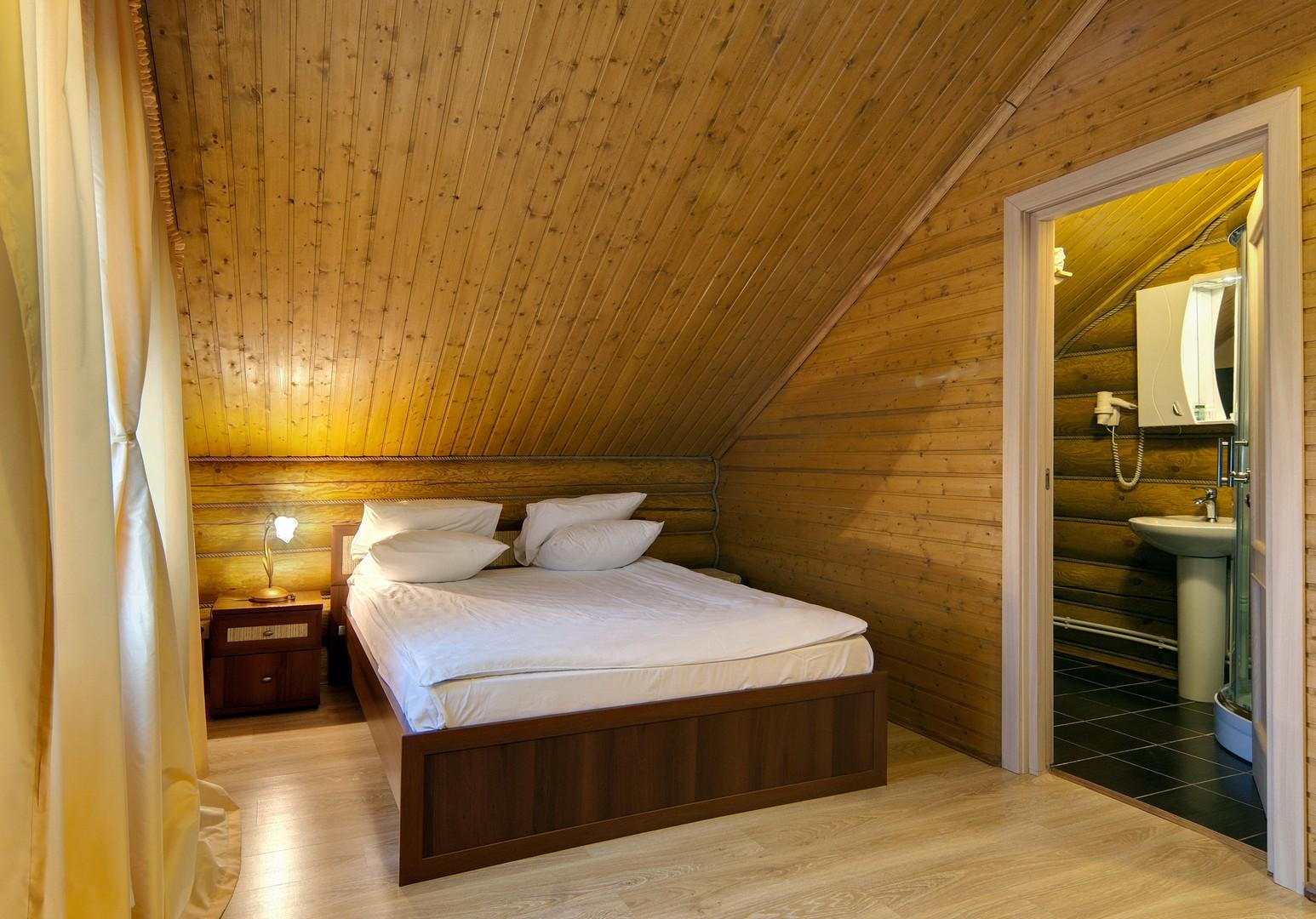 Комната отдыха в бане 1