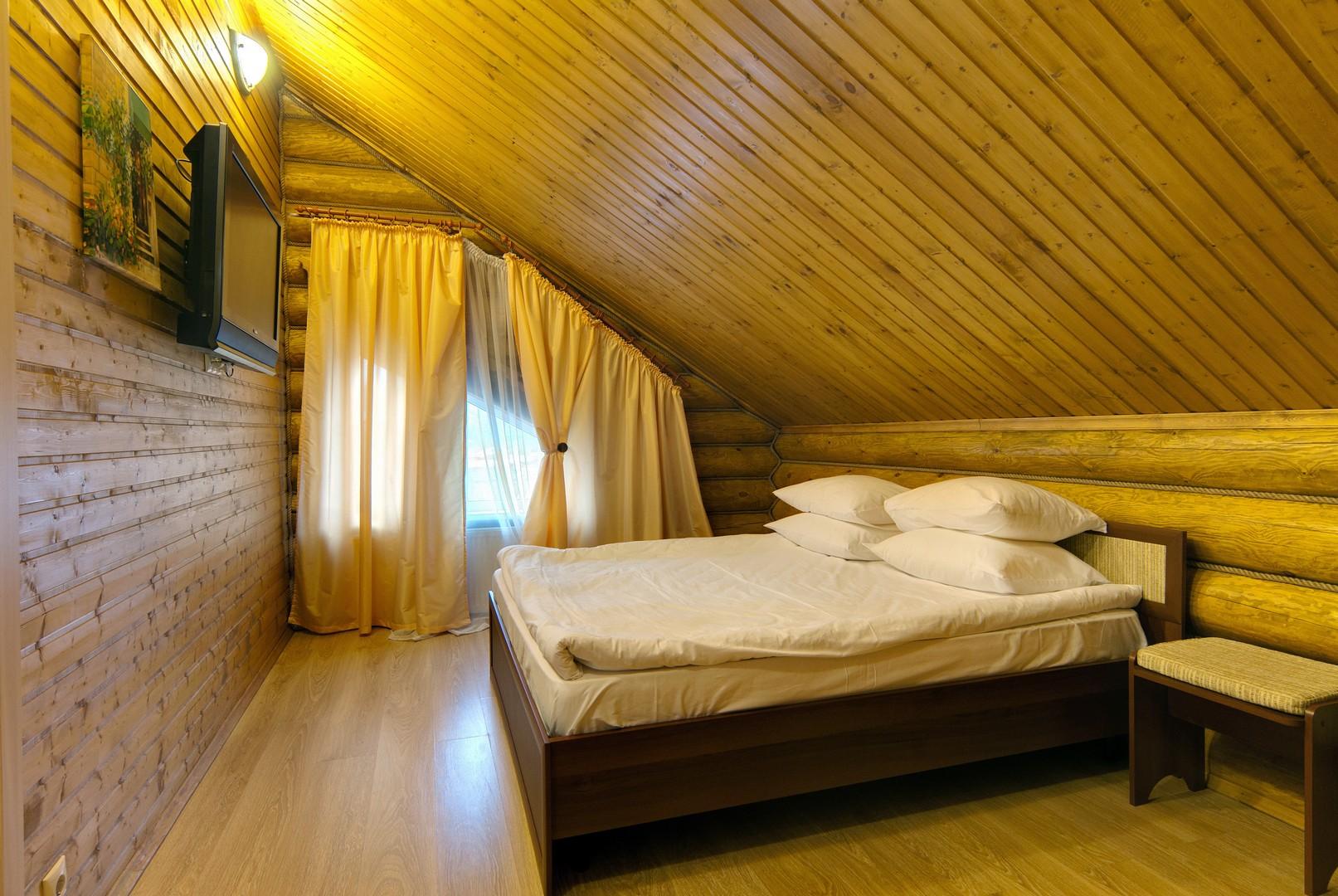 Спальня в бане