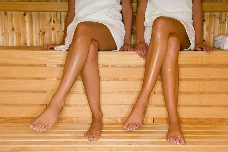 Польза бани в жару
