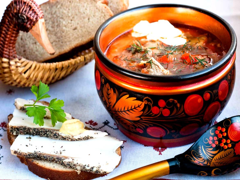 Кавказская кухня в Марфино 1