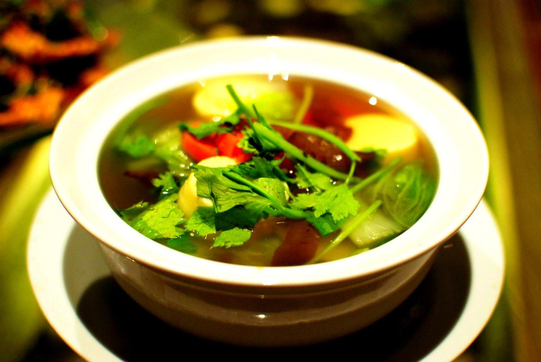 Вкуснейший суп в Марфино