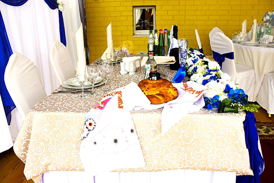Проведение свадьбы в Марфино